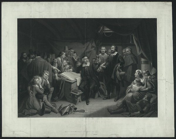 Mayflower Compact image