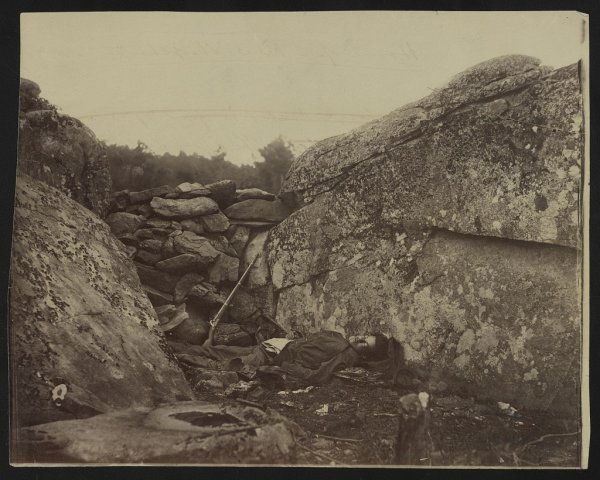 Gardner's Civil War Photography image