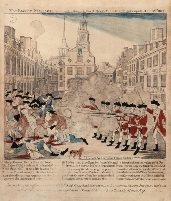 Boston Massacre | Stanford History Education Group