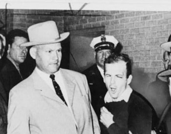 Oswald Assassination photograph