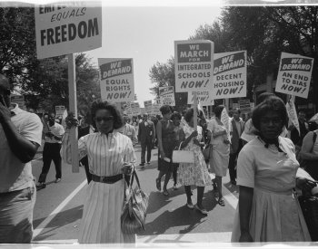 March on Washington image