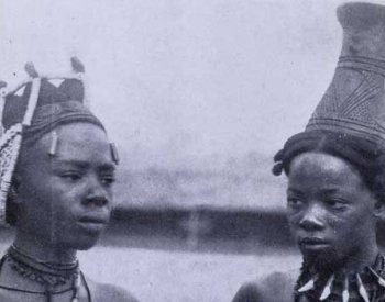 Image: Photograph of Igbo women in 1921. From the New York Public Library.