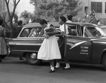 Little Rock Nine image
